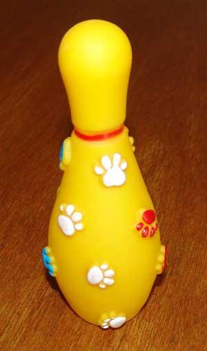 Toy bowling pin big end - 5 8