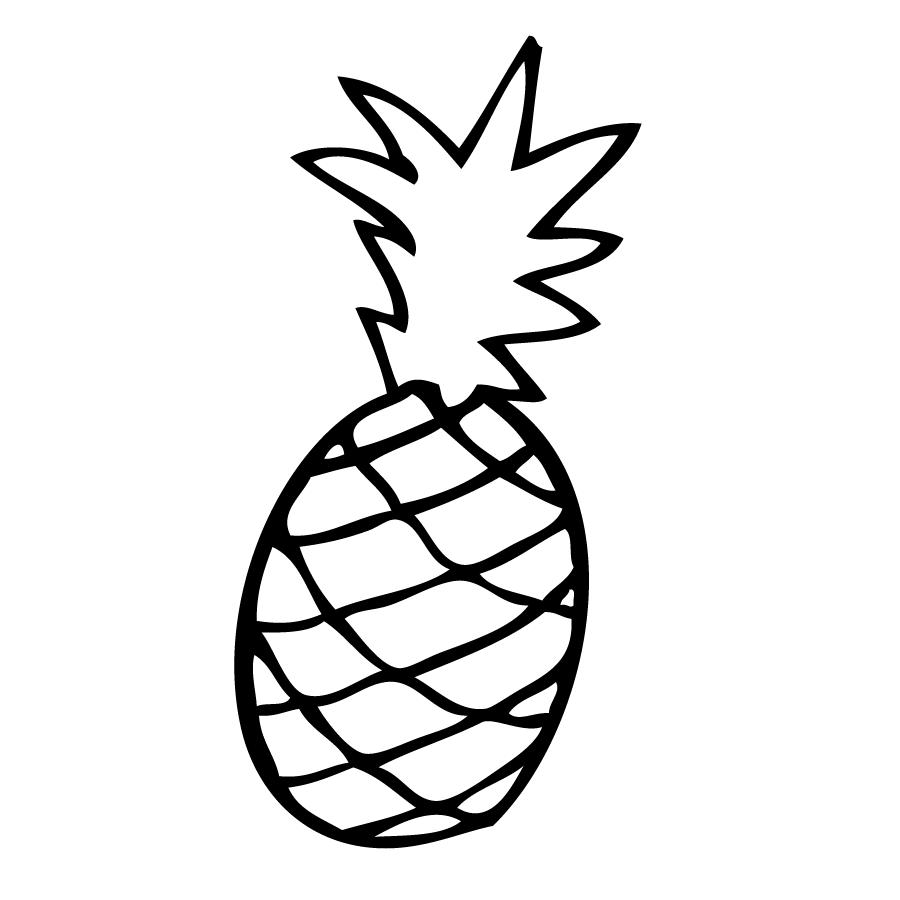 kcon_pineapple.png (900×900) | piña | Pinterest