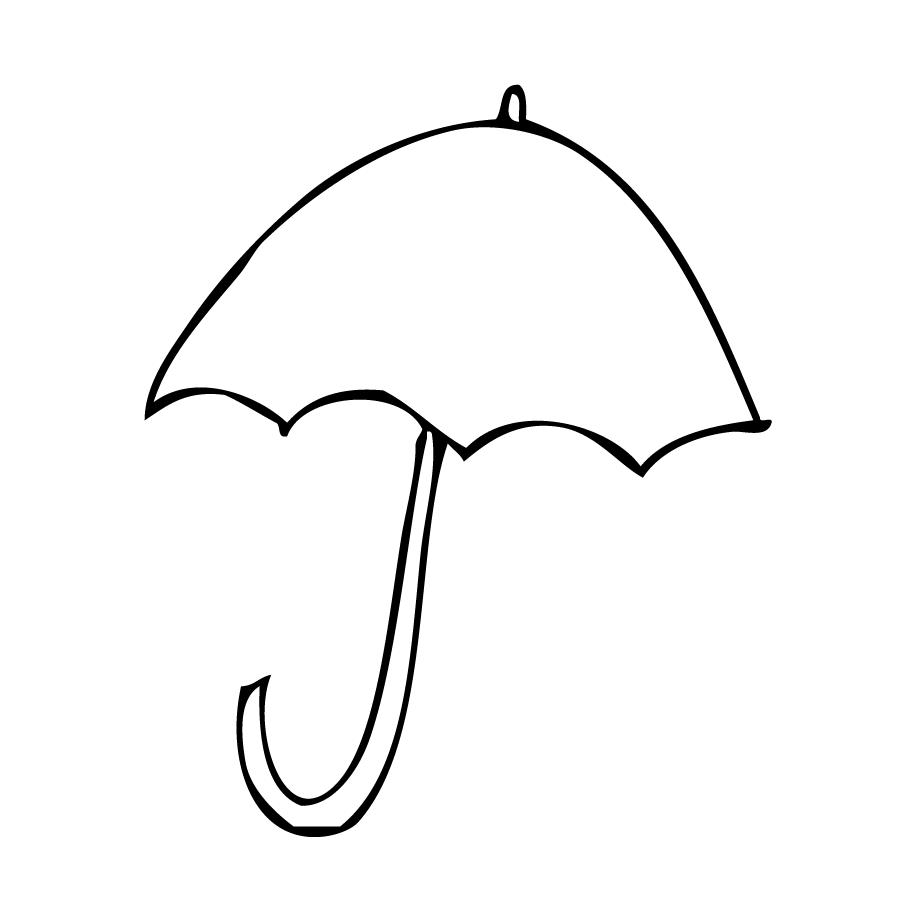 Line Drawing Umbrella : Umbrella line drawing